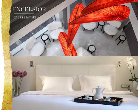 Thessaloniki 5 star Hotel Excelsior    http://www.excelsiorhotel.gr/