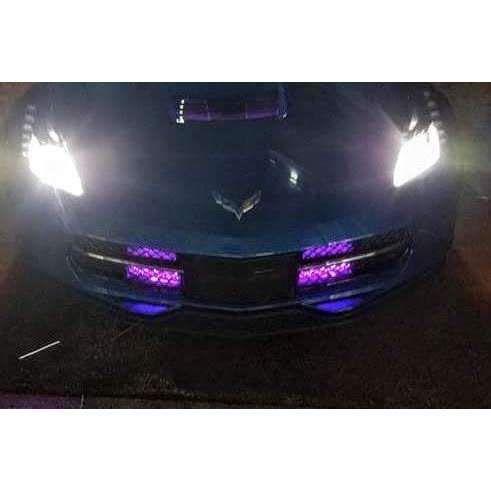 C7 Chevy Corvette LED Grill Led light kit-physical-Corvette