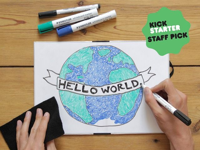 Betabook: The Portable Whiteboard for the Digital Age