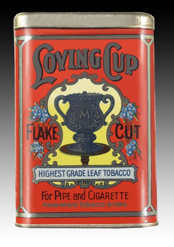 Top Cup Tobacco : Best images about vintage tins cigarette tobacco