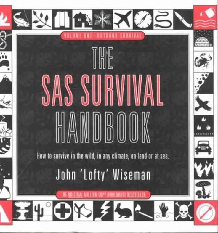 Sas survival handbook by john wiseman xenogears