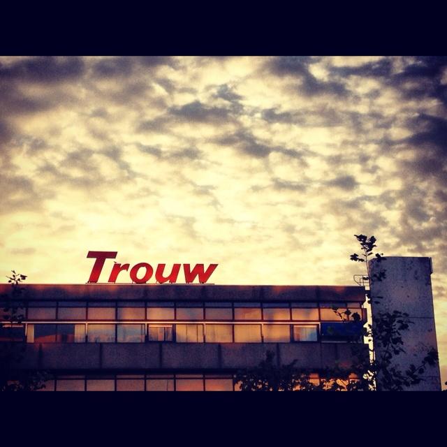 Trouw, Amsterdam