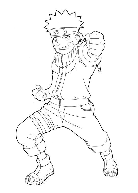 Best 25 Coloriage naruto ideas on Pinterest Fille emo anime