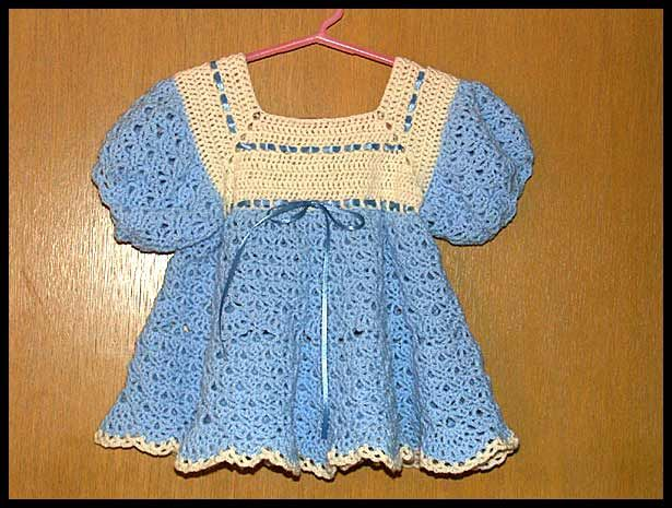 """Blueberry Sherbet"" dress, sz 12-18 mos, $40"