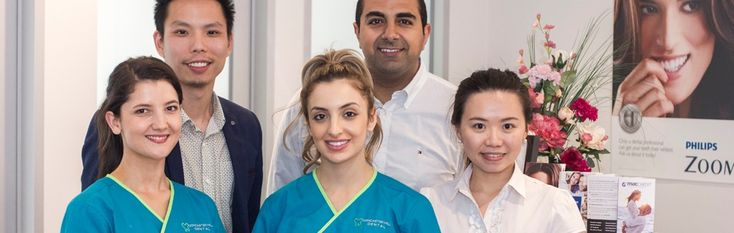 """The General Dentist of Doncasterhill Dental Clinic says """"The clinical effects will start to be felt in 3-6 days and you can expect to see the results you will get after 7 to 10 days. Full results at 14 days. EVERYBODY IS DIFFERENT."""""""