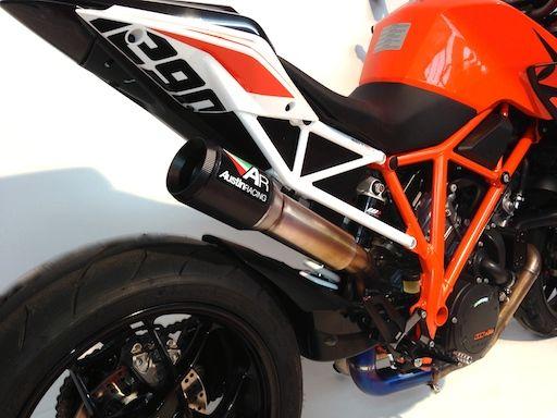 Arrow Exhaust For Ktm Duke