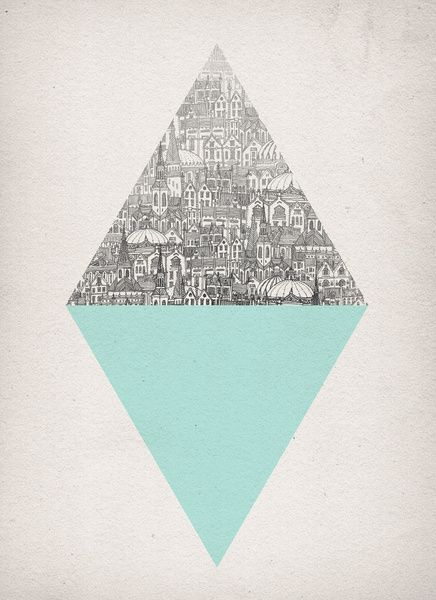 Diamond by David Fleck // society6     **FREE WORLDWIDE SHIPPING**    now through Sunday, May 27 2012.