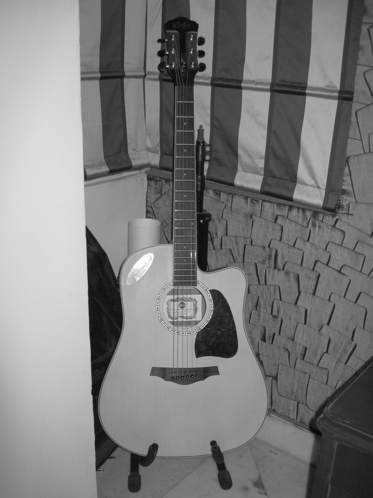 My Beautiful Guitar  :)
