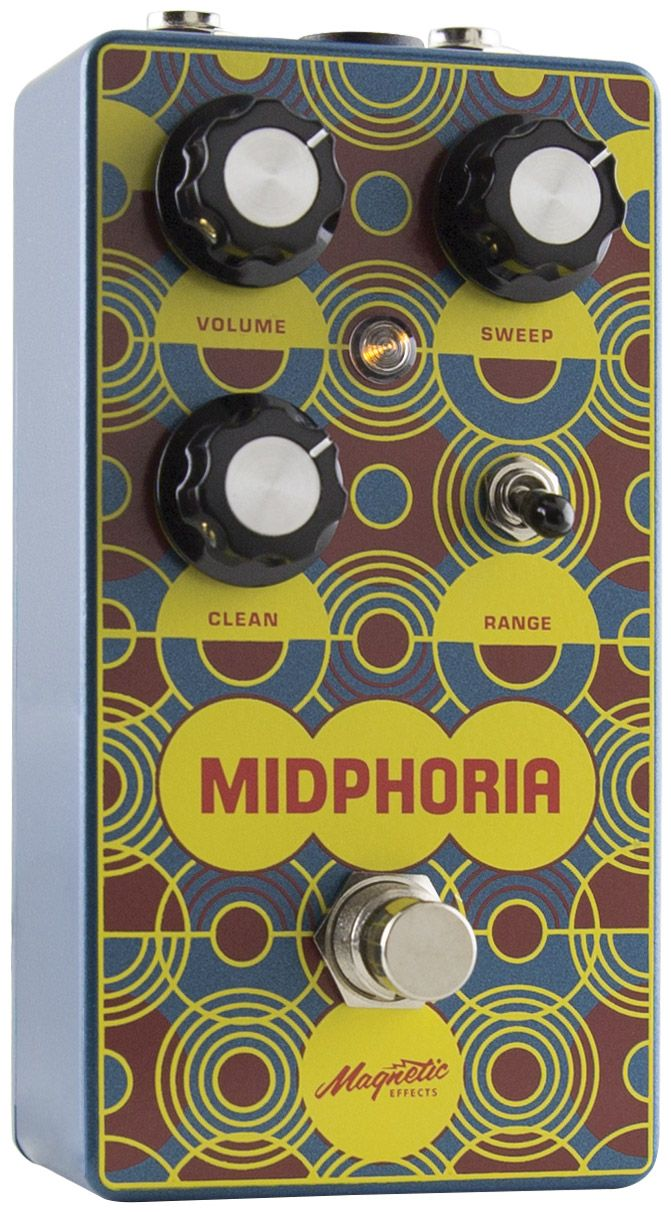 Magnetic Effects Midphoria Review | Premier Guitar