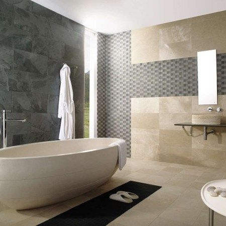 minimalist grey and light brown bathroom designs and ideas
