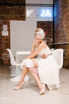 Hochzeitskleid 50er
