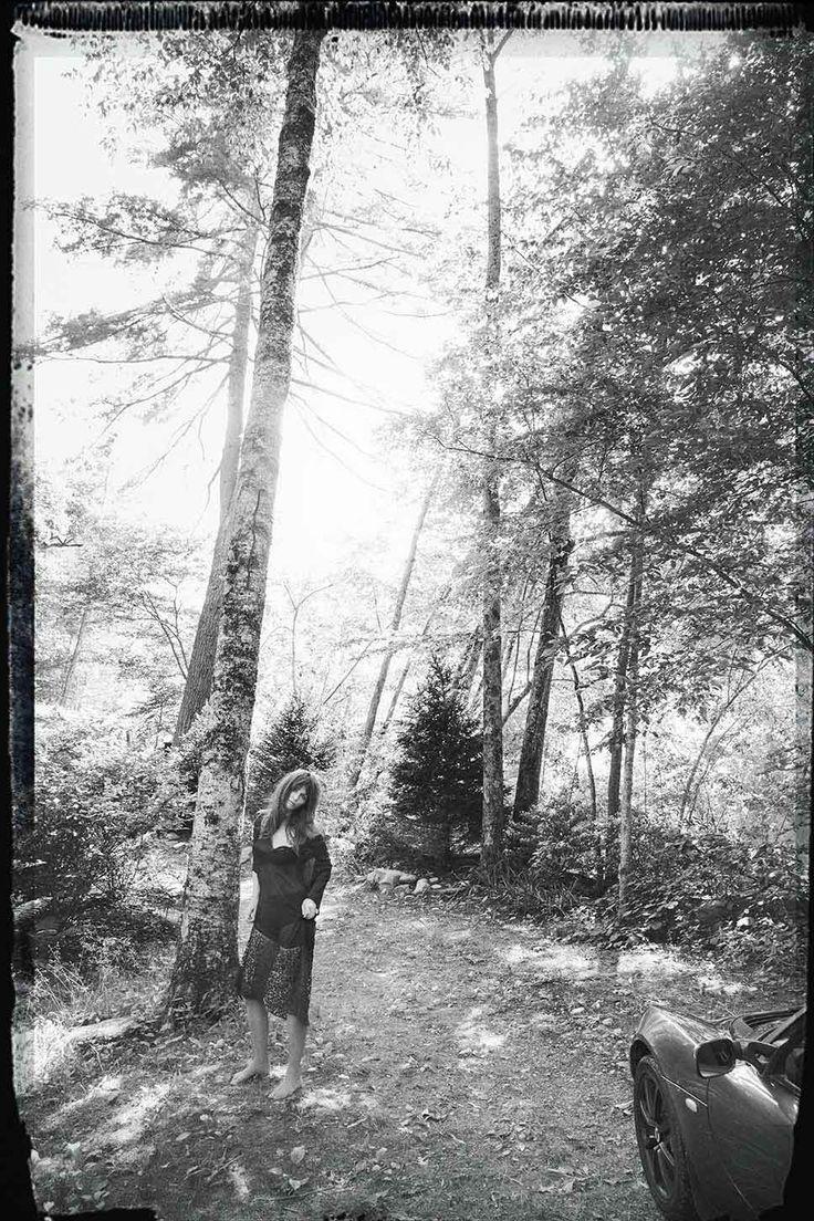 Helena Christensen. Photo by Olivia Frölich.