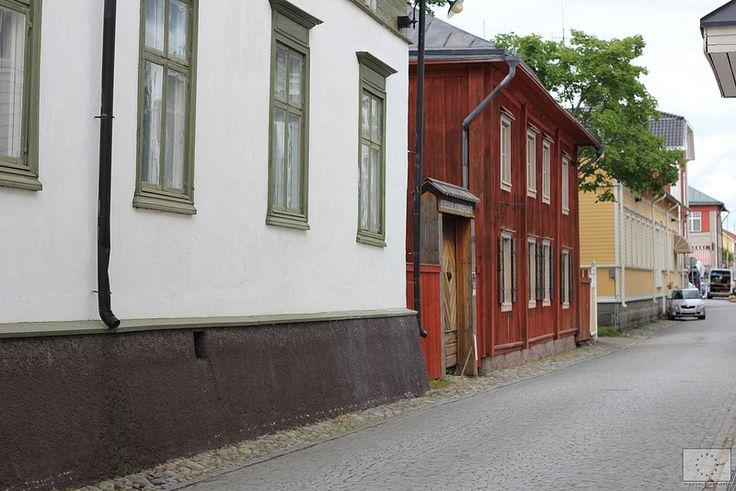 Kristiinankaupunki © Jari Ratilainen, 2013