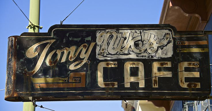 Tony Nik S Cafe San Francisco
