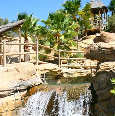 Oasys safari park - Mini Hollywood