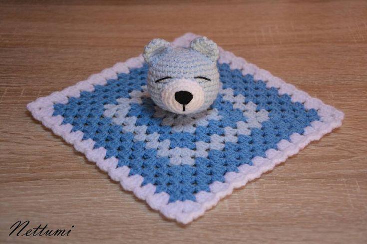 """4 kedvelés, 1 hozzászólás – Anett (@nettumi) Instagram-hozzászólása: """"#amigurumi #crochet #crochetforbaby #baby #blanket #handmade #horgolt #szundikendő"""""""