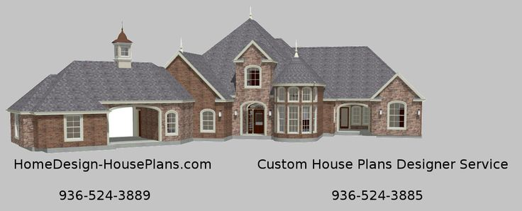 17 Best Images About Houston House Plans 936 524 3889 On