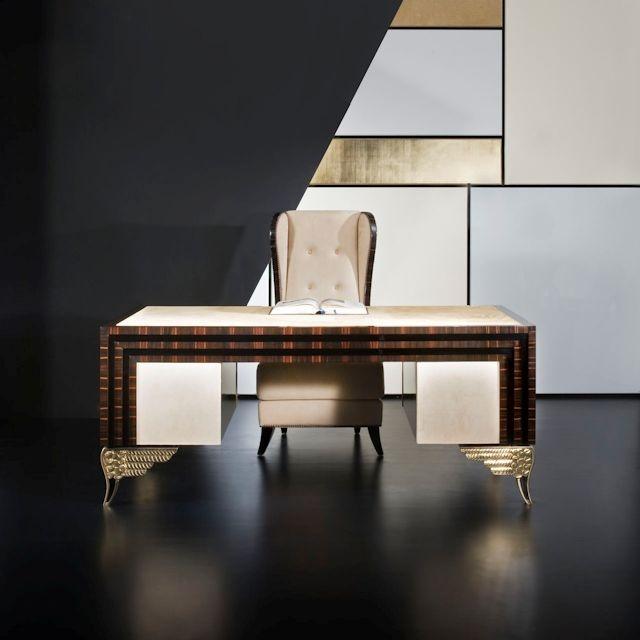 Art. MK-157 Desk  Presented at iSaloni, Milano 2012