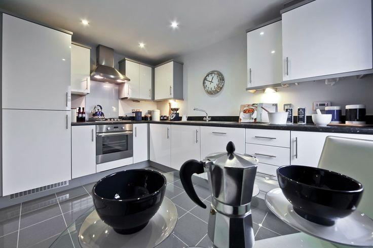Taylor Wimpey Flatford Kitchen