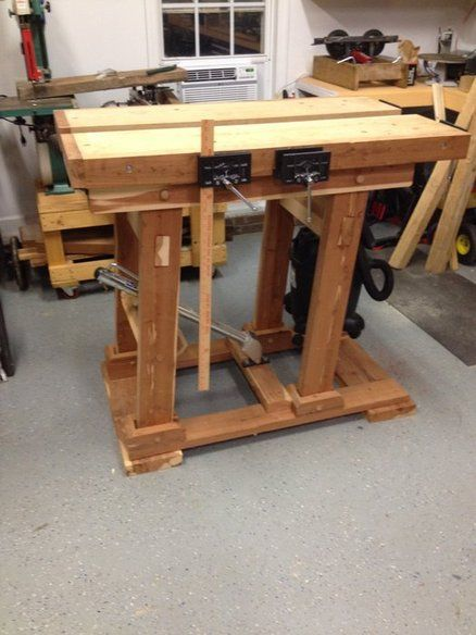Fantastic Proper Woodworking Bench Height  Quick Woodworking Projects