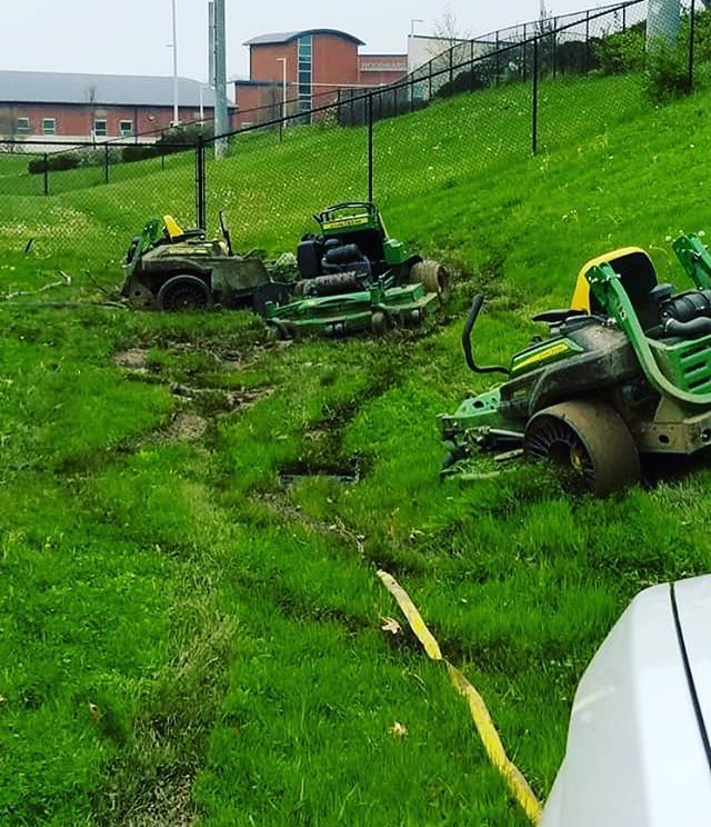 Rough Day Lawncare Lawn Care Landscaping Equipment Types Of Lawn