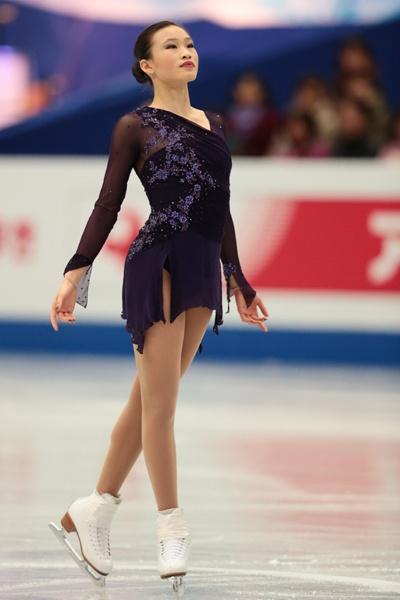 ISU Four Continents Figure Skating Championships2013   EOS-1D X +EF400mm F2.8L IS II USM、F3.2、1/1250sec、ISO4000  (c)M.Sugawara/JapanSports