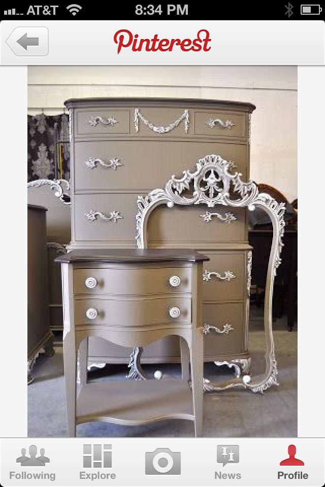 Dresser I love
