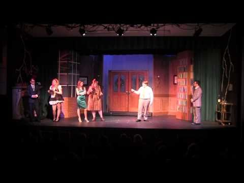 CLUE The Play (Alameda High School) - YouTube