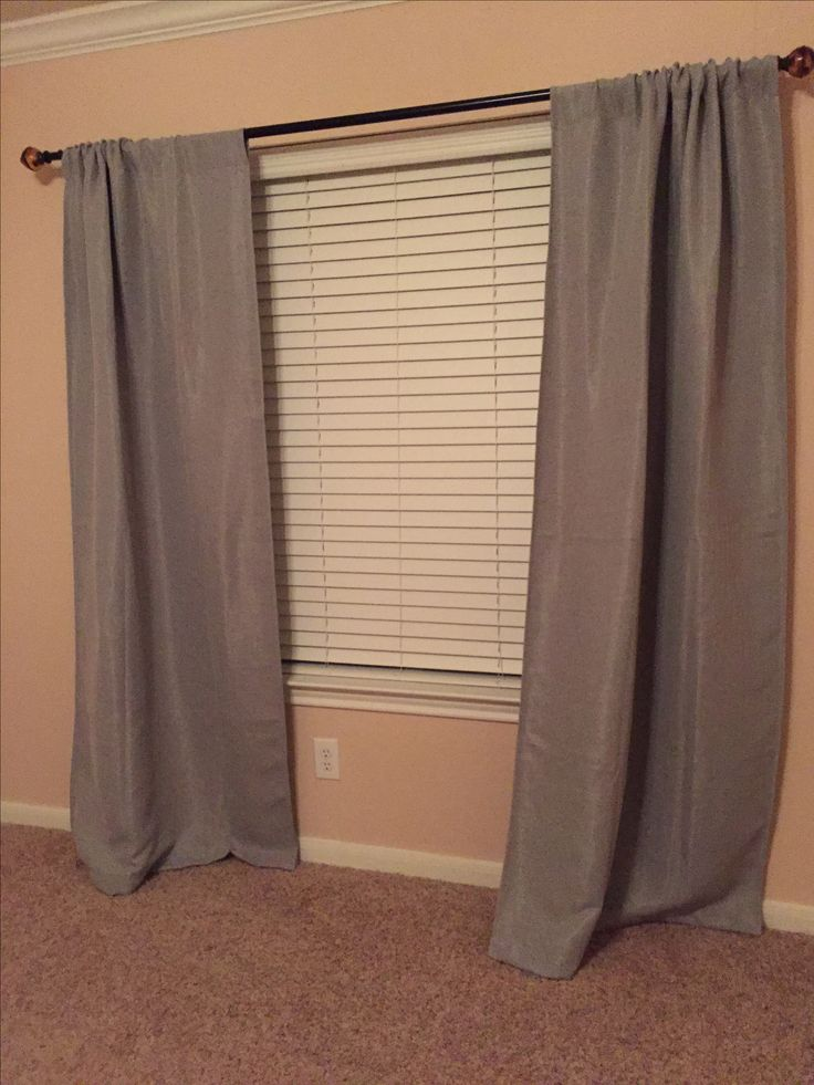 1000 Ideas About Gray Curtains On Pinterest Modern Eyelet Curtains Silver