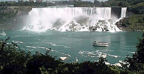 Niagara Falls, Canada - best views of the American side. Maid of the Mist, Jet Boat over the rapids & whirlpools, and so much more.