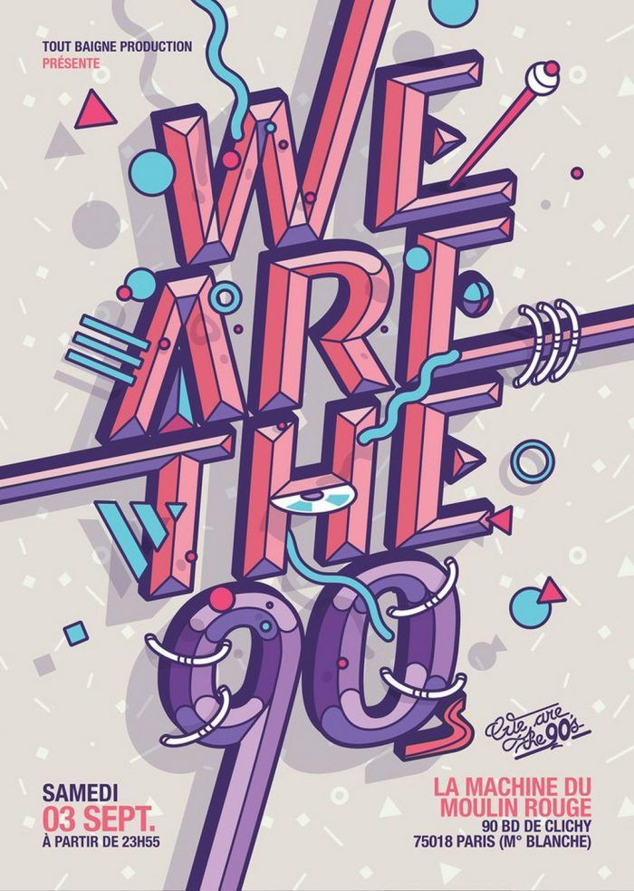 Find Your Soul with These Amazing Ideas of Poster Design for Event