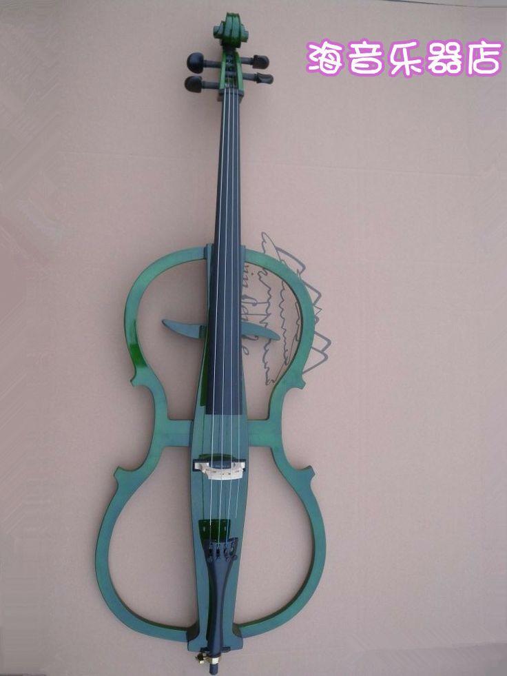 madeira eletrônico violoncelo cello elétrico silencioso violino elétrico 530.28