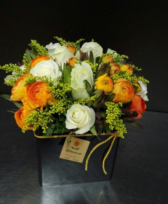 Agradecer com flores nunca passa de moda!!