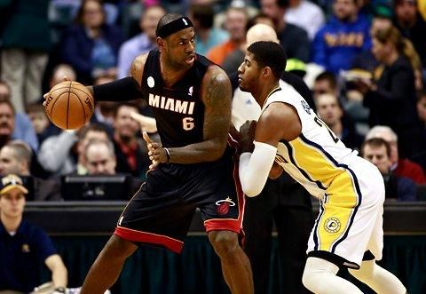 Indiana Pacers vs. Miami Heat 2014 NBA Playoffs Game 3 live stream free will begin today at 5:30 p.m. PT/8:30 p.m. ET on Saturday, May 24, 2014. The No. 1 seed Pacers will be visiting No. 2 seed Heat at the AmericanAirlines Arena in Miami, Florida. Information on how to watch the Pacers vs. Heat or Heat vs. Pacers Game 3 live stream free online can be found below.