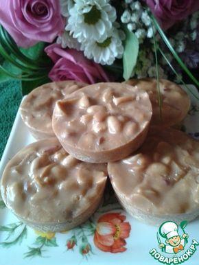 Сливочная помадка с орехами в мультиварке - кулинарный рецепт