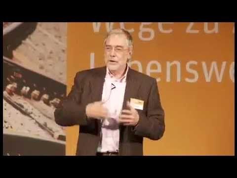 Begeisterung vs. Konsum     Neurobiologe Gerald Hüther