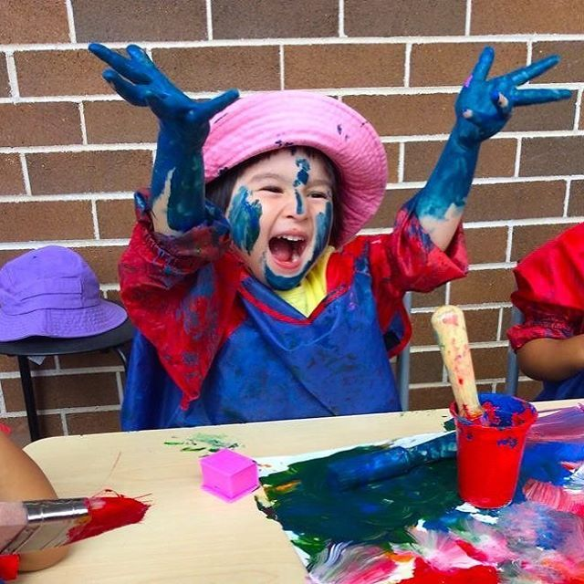 Our Young Academics centres have been participating in 'Messy Play Week'👏 The children got super messy with shaving cream, yoghurt finger painting, coloured spaghetti and feet painting. It was a great sensory experience full of many giggles! #youngacademics #earlylearning