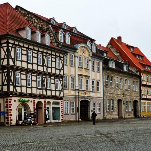Mühlhausen, Thüringen    by andreas_helke   via liebesdeutschland   eyeonbavaria
