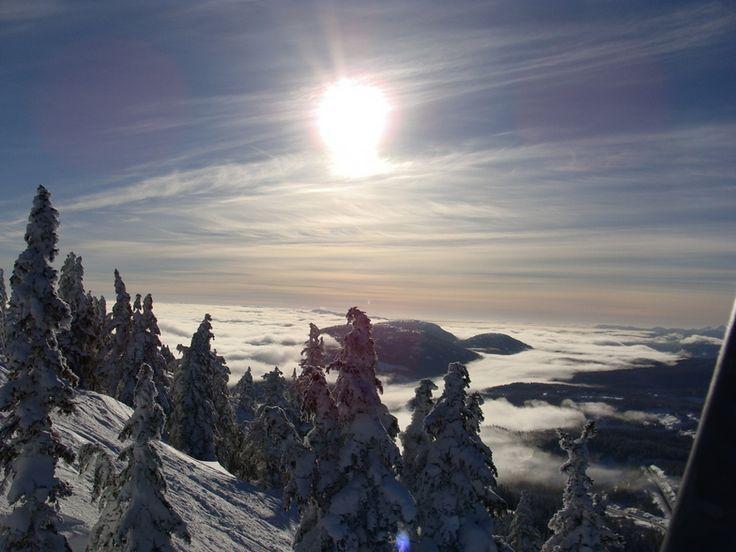 Photo from Mount Washington: by Daryl Thompson