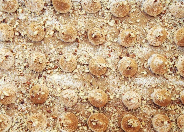 Suspiros:  suspiros gourmet da Les Bisous de chocolate com avelã