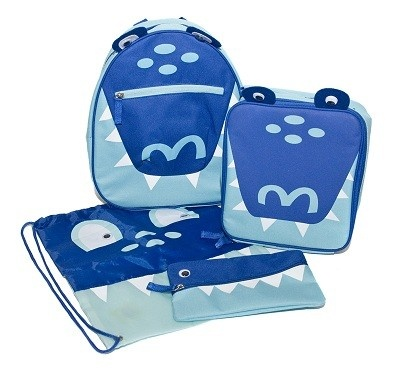 Animal Bag Set - Crazy Croc