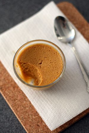 Butternut Squash Pudding--this can be made paleo, just use maple syrup instead of brown sugar and coconut milk instead of regular milk and cream.