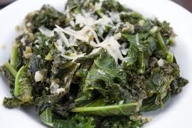 Chard or Kale Saute`   Eat Know How
