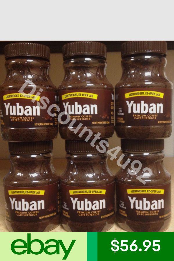 Yuban Other Coffee Home Amp Garden Ebay Instant Coffee