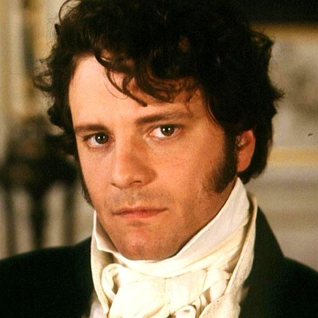 14 Reasons Mr. Darcy Is the Ultimate Dreamboat: Colin Firth has played the role of rakishly handsome love interest Mr. Darcy in both Pride and Prejudice and Bridget Jones's Diary.