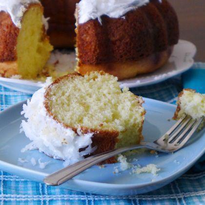 Coconut Cake And Coffee Stitch