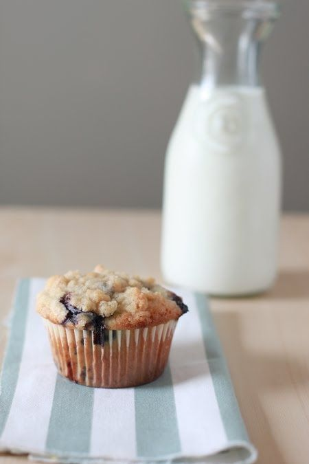 Blueberry Muffins-tried them and everyone agreed...better than Starbucks! So yummy! Have a second batch in the oven now since the first dozen was consumed in less than 48 hours!