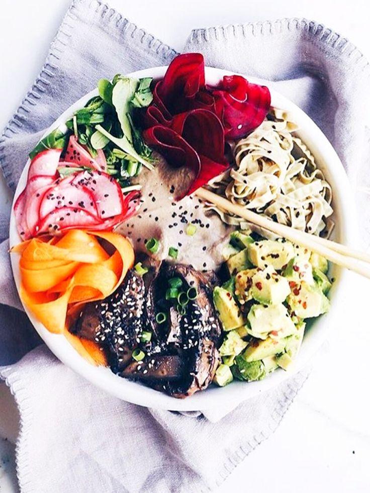 Warum alle Health-Junkies verrückt nach Buddha Bowls sind + 3 super leckere Rezepte