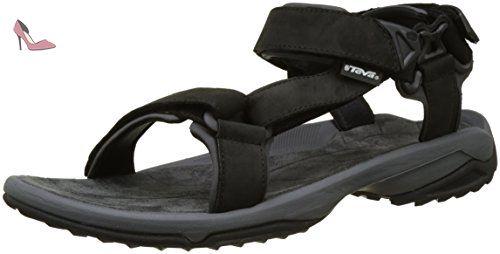 Teva W Terra FI Lite Leather, Chaussures d'Athlétisme Femme, Marron (Brown BRN), 39 EU