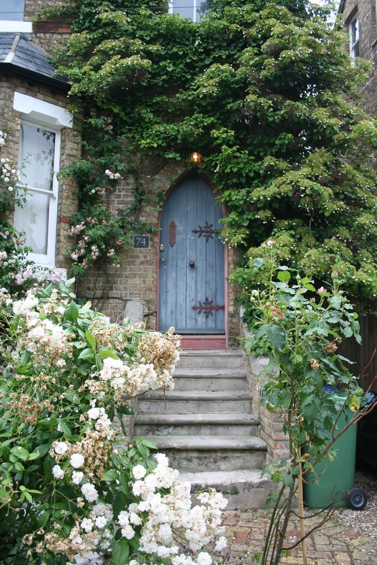 """Oxford, England. Per previous pinner: """"That is the door at the end of St. Margaret's Road that bridges Banbury and Woodstock! That was always my favorite. We passed it every time we went to Jericho, visited Ken and Debbie, or went to the south part of port meadow."""""""